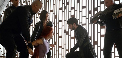 1x1 : Behold...The Inhumans!